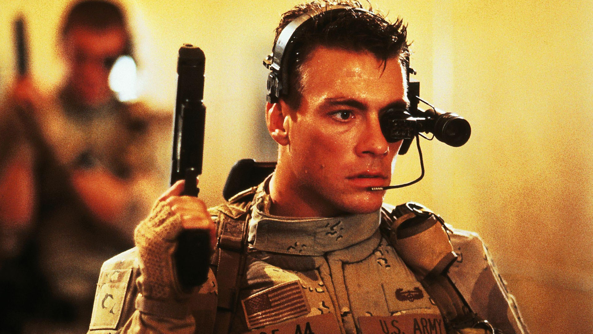 war in films universal soldier Action, crime, science fiction an american soldier who had been killed during the vietnam war is revived 25 years later by the military as a semi-android, unisols, a high-tech soldier of the future after the failure of the initiative to erase all the soldier's memories.