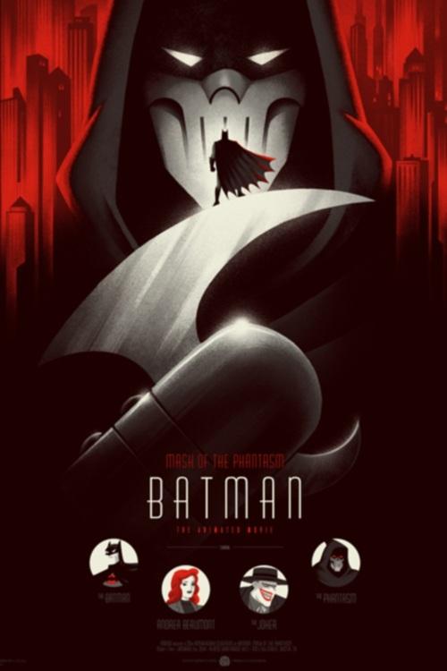 «Бэтмэн: Маска Фантазма» — 1993